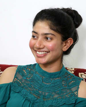 Actress Sai Pallavi Kanam Interview Photos | Picture 1579570