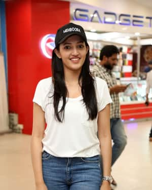 Neha Shetty - Mehbooba Telugu Film Press Meet Photos