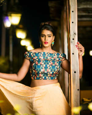 Meera Mitun Latest Photoshoot
