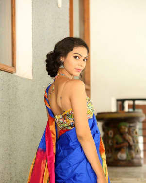 Actress Simran Hot in Saree Photos | 1591953