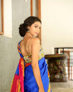 Actress Simran Hot in Saree Photos | 1591955