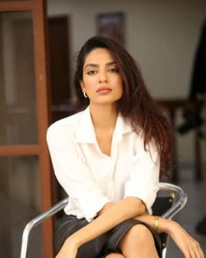 Actress Sobhita Dhulipala Stills at Goodachari Success Meet   Picture 1591787