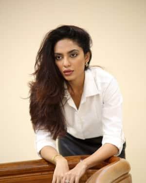 Actress Sobhita Dhulipala Stills at Goodachari Success Meet   Picture 1591791