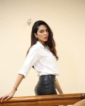 Actress Sobhita Dhulipala Stills at Goodachari Success Meet