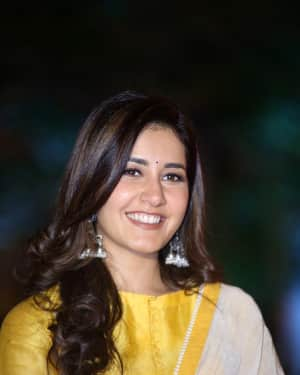 Raashi Khanna - Srinivasa Kalyanam Movie Press Meet Photos