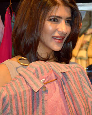 Photos: Lakshmi Manchu inaugurates PRETX Fashion Exhibition