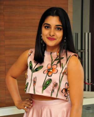 Niveda Thomas - Neevevaro Movie Audio Launch Photos