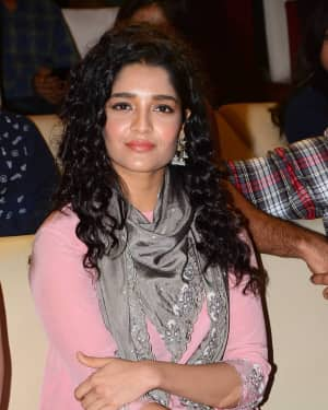 Ritika Singh - Neevevaro Movie Audio Launch Photos