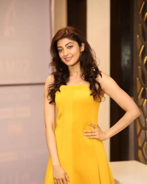 Pranitha Subhash - Siima 7th Edition Curtain Raiser and Short Film Awards Photos