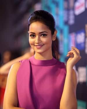 Shanvi Srivastava - Siima 7th Edition Curtain Raiser and Short Film Awards Photos