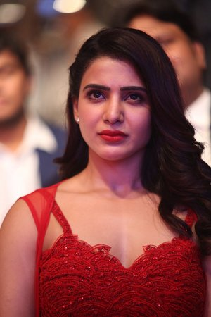Samantha Announced as Big-C Brand Ambassador Press Meet Photos