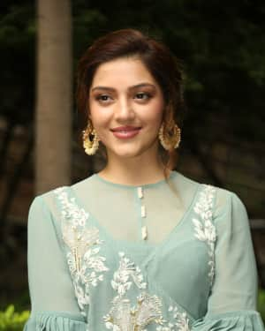 Mehreen Kaur Stills at Rizwan Movies Production No 2 Movie Opening