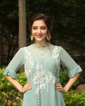 Mehreen Kaur Stills at Rizwan Movies Production No 2 Movie Opening | Picture 1594130