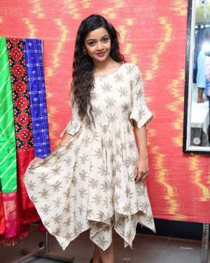 Photos: Actress Nitya Shetty Launches IKAT Art Mela | Picture 1594232
