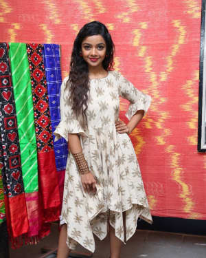 Photos: Actress Nitya Shetty Launches IKAT Art Mela | Picture 1594222