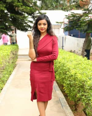 Photos: Actress Nitya Shetty Launches IKAT Art Mela | Picture 1594223
