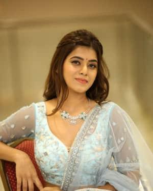 Yamini Bhaskar - Nartanasala Movie Pre Release Event Photos