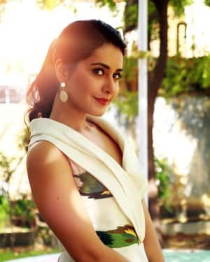 Raashi Khanna Latest Hot Photoshoot