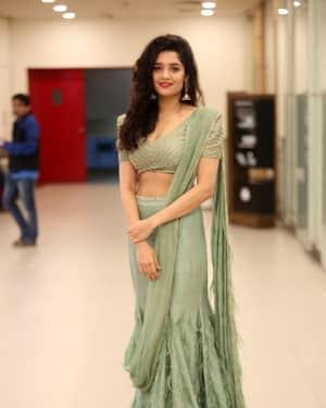 Ritika Singh Photos at Neevevaro Success Meet