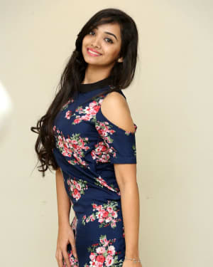 Shanvi Meghana - Bilalpur Police Station  Movie Press Meet Photos