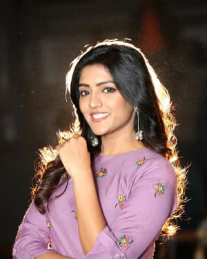 Eesha Rebba - Subramaniapuram Telugu Film Audio Launch Photos