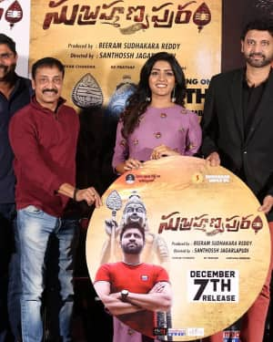 Subramaniapuram (2019) - Subramaniapuram Telugu Film Audio Launch Photos