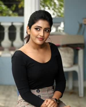 Eesha Rebba Photos at Subramaniapuram Interview