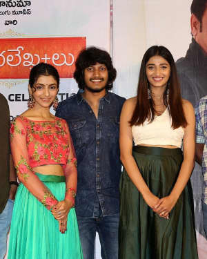 Shubhalekha Lu Movie Pre Release Event Photos