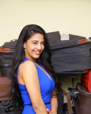 Daksha Nagarkar - Husharu Movie Press Meet Photos | Picture 1615676