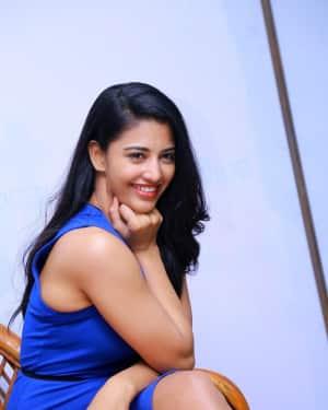 Daksha Nagarkar - Husharu Movie Press Meet Photos | Picture 1615683