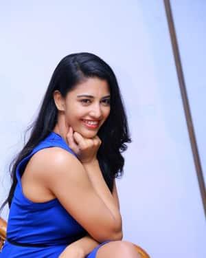 Daksha Nagarkar - Husharu Movie Press Meet Photos | Picture 1615684