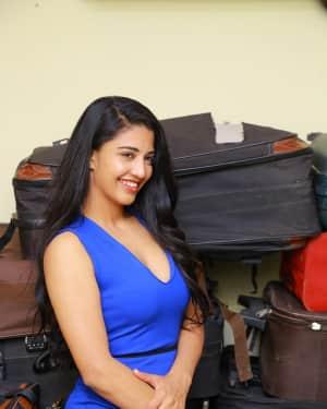 Daksha Nagarkar - Husharu Movie Press Meet Photos | Picture 1615675