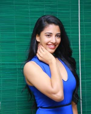 Daksha Nagarkar - Husharu Movie Press Meet Photos | Picture 1615692