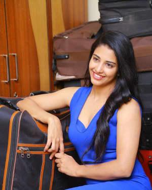 Daksha Nagarkar - Husharu Movie Press Meet Photos | Picture 1615680