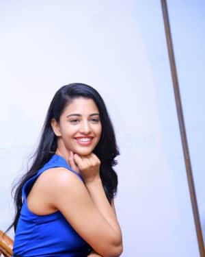 Daksha Nagarkar - Husharu Movie Press Meet Photos | Picture 1615685