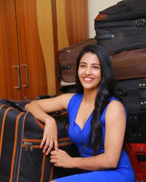 Daksha Nagarkar - Husharu Movie Press Meet Photos | Picture 1615677