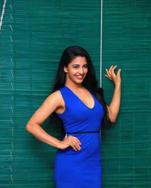 Daksha Nagarkar - Husharu Movie Press Meet Photos | Picture 1615697