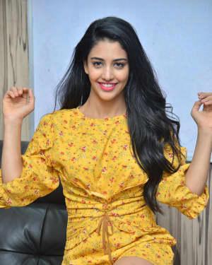 Daksha Nagarkar - Hushaaru Movie Success Meet Photos