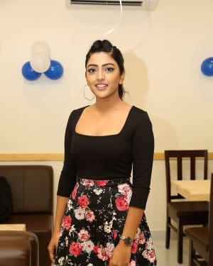 Actress Eesha Rebba at Grand Launch Of Cafe Chef Bakers Photos | 1616096