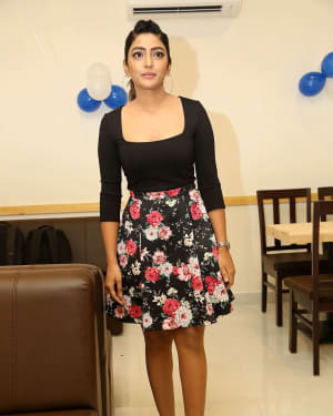 Actress Eesha Rebba at Grand Launch Of Cafe Chef Bakers Photos | 1616095