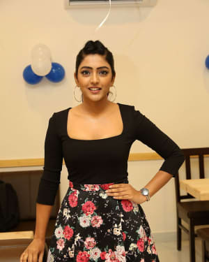 Actress Eesha Rebba at Grand Launch Of Cafe Chef Bakers Photos | 1616097