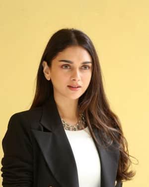Aditi Rao Hydari Photos at Antariksham Movie Interview   Picture 1615995