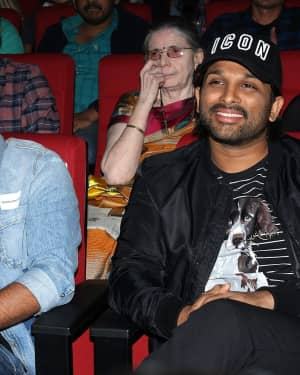 Allu Arjun - Padi Padi Leche Manasu Movie Pre Release Event Photos | 1616184