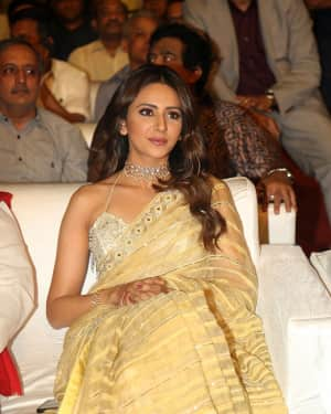 Rakul Preet Singh - NTR Biopic Movie Audio Launch Photos | Picture 1616985