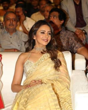Rakul Preet Singh - NTR Biopic Movie Audio Launch Photos | Picture 1616984