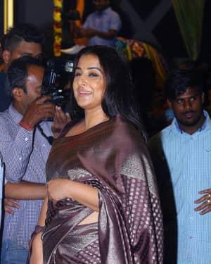 Vidya Balan - NTR Biopic Movie Audio Launch Photos | Picture 1617160