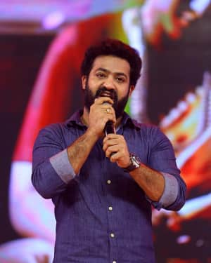 Jr. NTR - NTR Biopic Movie Audio Launch Photos