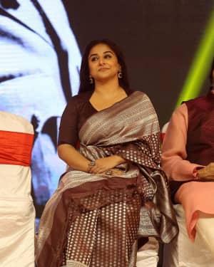 Vidya Balan - NTR Biopic Movie Audio Launch Photos | Picture 1617034