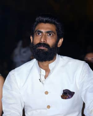 Rana Daggubati - NTR Biopic Movie Audio Launch Photos