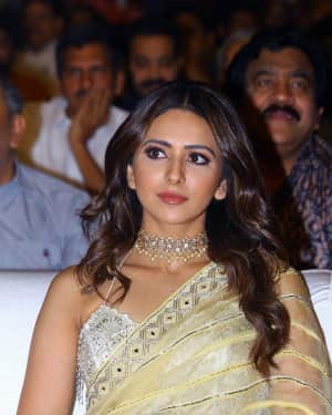 Rakul Preet Singh - NTR Biopic Movie Audio Launch Photos